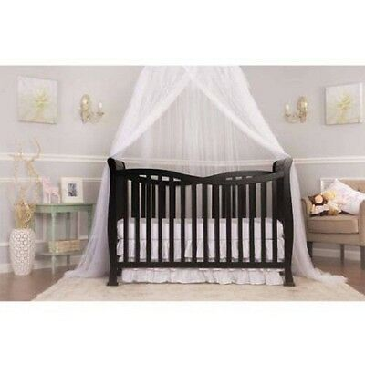 7-in-1 Convertible Crib, Baby Toddler Bed Nursery Furniture NEW