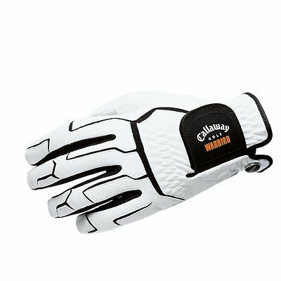 NEW Callaway Warbird Syn Leather Golf X Large Left Gloves for Right Handed Mens