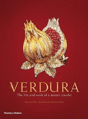 Verdura: The Life and Work of a Master Jeweler by Corbett, Patricia