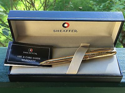 DHL Sheaffer twist-action mechanical pen with lifetime warranty limited edition
