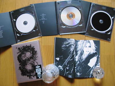 the GazettE Stacked Rubbish Grand Finale 3 DVD BOOKLET JAPAN Official Limited