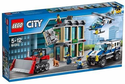 Brand New - Lego City - Bulldozer Break-In (60140)