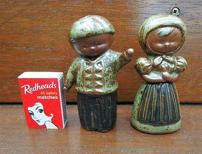 Retro Collectable GEMPO Male & Female Salt & Pepper Shakers