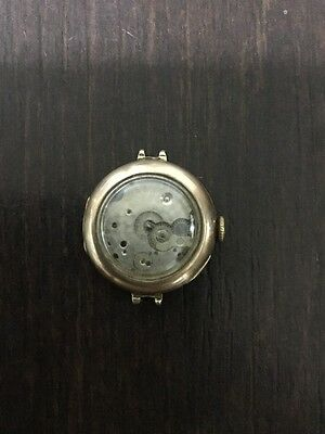 Antique / Vintage  Ladies 9 Ct Gold Rolex Wrist Watch for spares or repair.