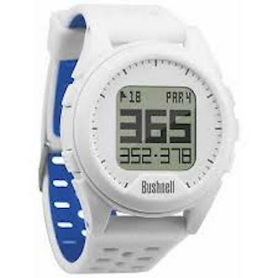 Bushnell Neo ION GOLF GPS WATCH  White NEW with Free Ball Marker & Pens