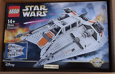 LEGO Star Wars UCS - Snowspeeder 75144 - Brand New & Sealed - Ready to Ship