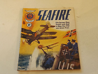 LION PICTURE LIBRARY,NO 53,1965 ISSUE,GOOD FOR AGE,52 yrs old,VERY RARE COMIC.