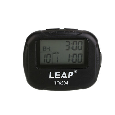 Interval Timer Sports Crossfits Boxing Digital Segment Stopwatch Count Up Down