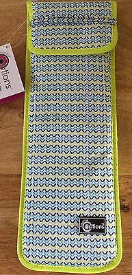 KNITTING NEEDLE CASE 'ANDEE COOL' DESIGN by Creative Options SUPERB QUALITY