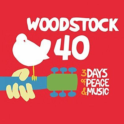 Woodstock 40 Years On: Back To Yasgur's Farm (6 CD) - Various Artists - (Q9I)