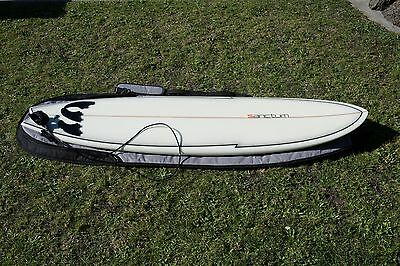 "Sanctum Rocket Fish Surfboard 6'10"" 45L"