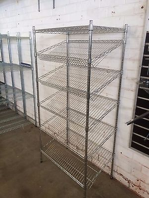 Wire shelf multi level bread stand BRAND NEW retail shop fittings