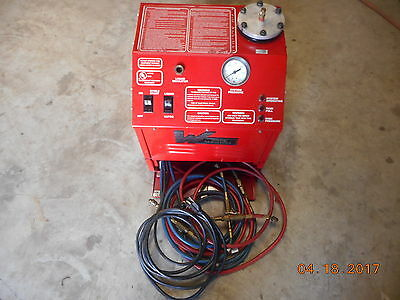 White Refrigerant Recover Machine R12 And Others