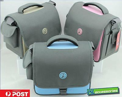 New Compact  DSLR Camera Carry Bag Lens Case for Canon EOS Nikon Sony Olympus