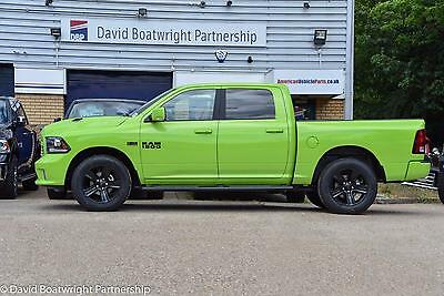 Dodge Ram SUBLIME GREEN - Rare Limited Edition Truck (2017)