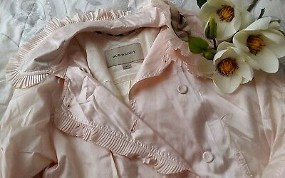 impermeabile trench Burberry bambina 12 anni