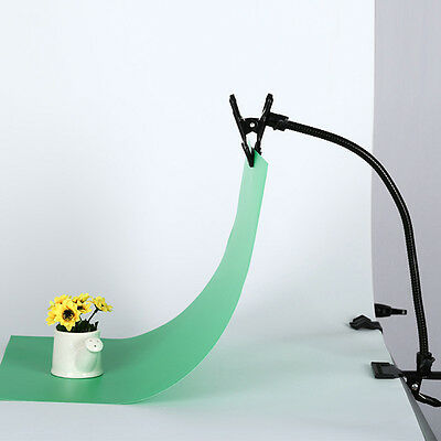 New Photo Studio Lighting Light Stand Magic Clamp Connection with Flex Arm