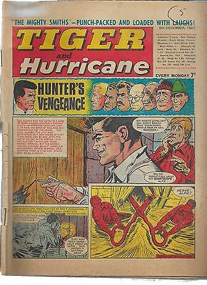 Tiger and Hurricane, 2 Comics, the 9th