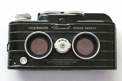 Viewmaster Personal Stereo Camera & Case
