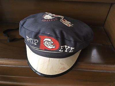 RARE vintage POPEYE Child's Sailor Cap hat king features syndicate