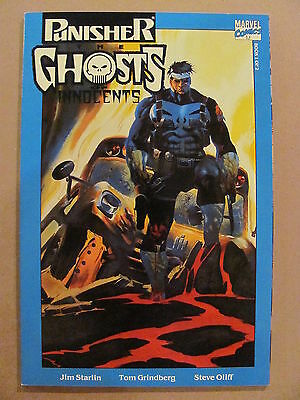 Punisher The Ghosts of Innocents #1 Marvel 1993 Jim Starlin 9.6 Near Mint+