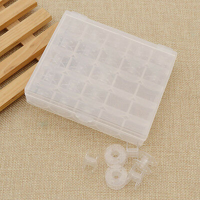 Sewing Machine Spools With Thread Storage Case Box For Home Sewing Accessories