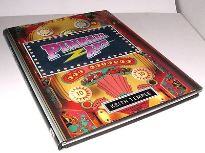Pinball Art by Keith Temple book