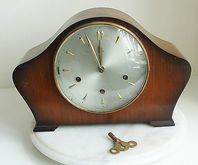Smiths Westminster Chimes Mantle Clock in good working order
