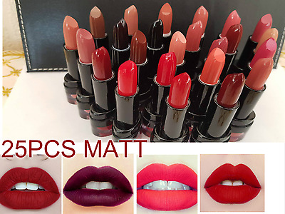London Girl Lipstick Long Lasting Matt 25 Colours To Choose
