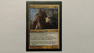 Magic Mtg Knight of the Reliquary x1 Modern Masters