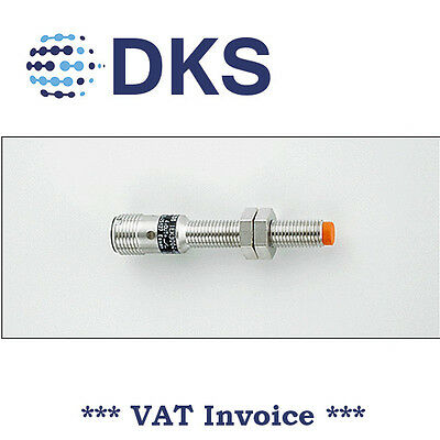 IFM IE5288 Inductive Sensor M8 DC PNP NO 4mm 000264