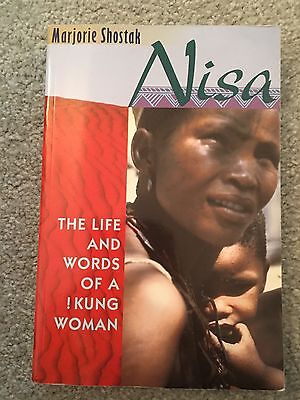 Nisa: The Life and Words of a Kung Woman paperback