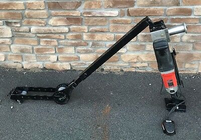 Ray Tools RT1001 Pull-It Cable Puller Tugger w/ Milwaukee 1680 maxis greenlee