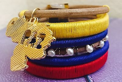 Venezuelan Peace Bracelets - Fair Trade, Hand Made, Venezuelan Artisans