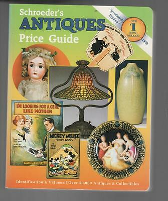 Schroeder's Antique Price Guide Seventeenth Edition 1999