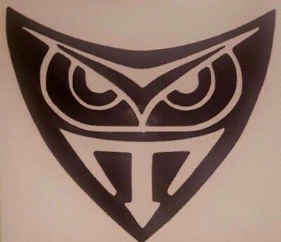 Blade Runner Tyrell Corporation Owl Vinyl Decal Sticker Choose color/size