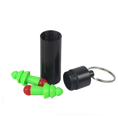 Tourbon Ear Plugs Anti-Noise Hearing Protection Range Shoot Sleeping Carry Case