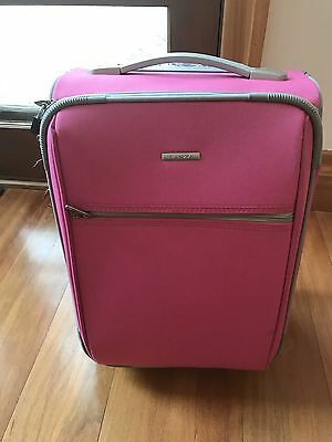 SUITCASE - LANZA - Carry On With Wheels 47cm