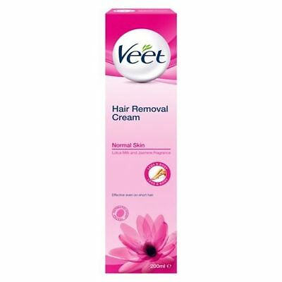 Veet Hair Removal Cream With Lotus Milk And Jasmine Fragrance 200ML