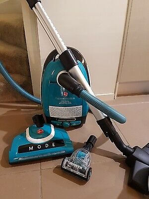 Hoover Mode with power head