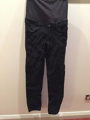 jeanswest Maternity Skinny Black Jeans Size 6