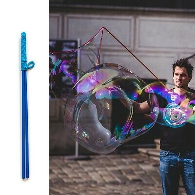 Bubble Sticks - Big Bubbles, Hand Made Wand, Bubble Maker, colorful and charming