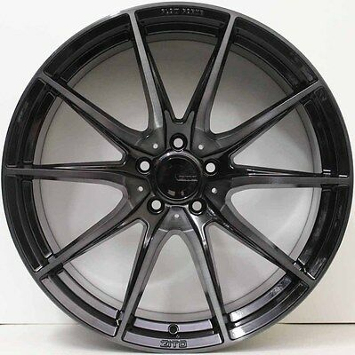 20 inch GENUINE ZITO ZF03 FORGED ALLOY WHEELS TO SUIT LATE MODEL MERCEDES