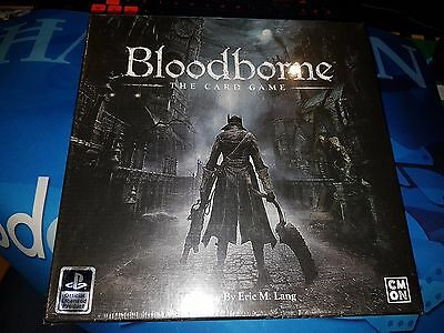 Bloodborne: The Card Game   Free Shipping   Brand New Sydney