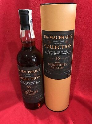 Whisky Glenrothes 30y Macphail Collection