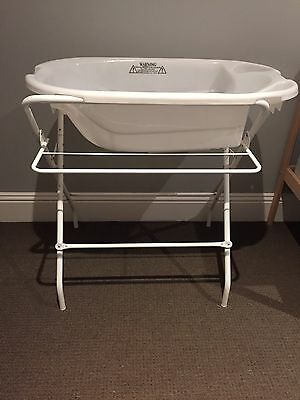 Large Baby Bath And Stand