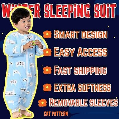 Big boxC-3.5TOG baby kid sleeping bag-Winter sleeping suit-high quality-warmest