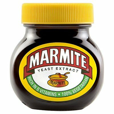 Marmite Yeast Extract Spread - 125g Jar - Worldwide Shipping Available