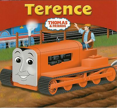 Thomas the Tank Engine Book Thomas & Friends Terence Brand New