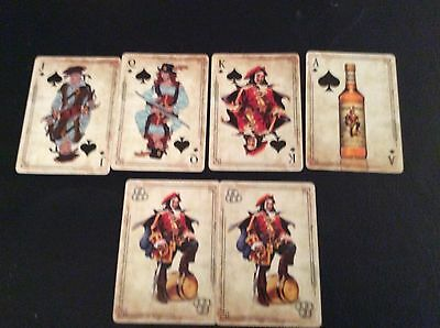 New SEALED Captain Morgan Rum Deck Of Playing Cards Limited Promo Item